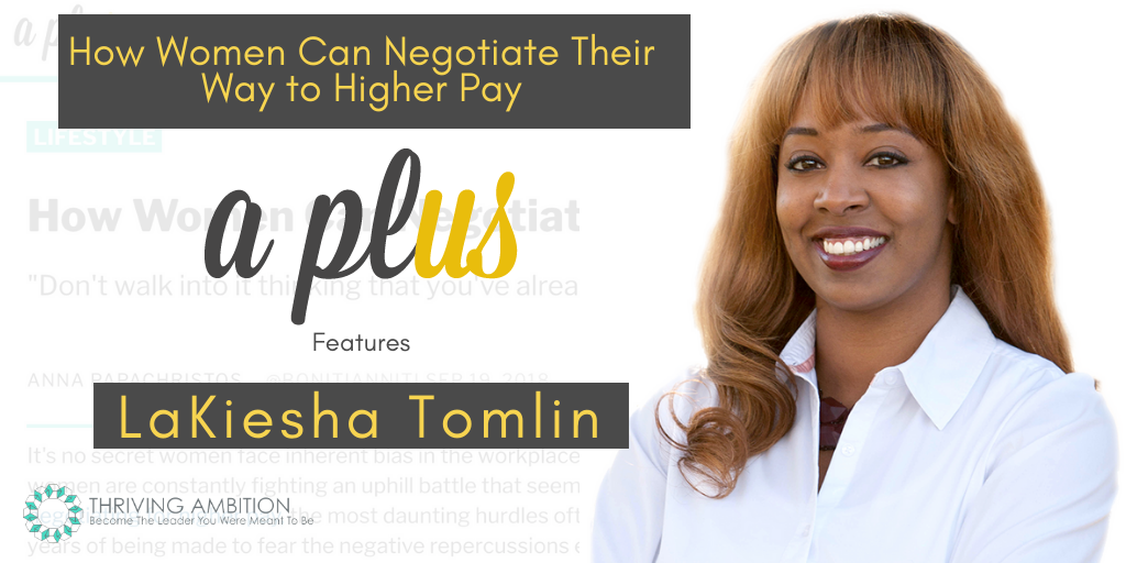 How Women Can Negotiate Their Way To Higher Pay
