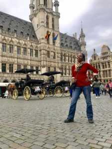 LaKiesha Tomlin - Thriving Ambition Professional Sabbatical - Bruxelles Belgium Brussels