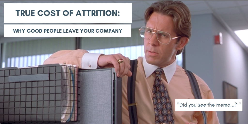 826,000 Americans Just Quit Their Jobs – How to Reduce Attrition at Your Company