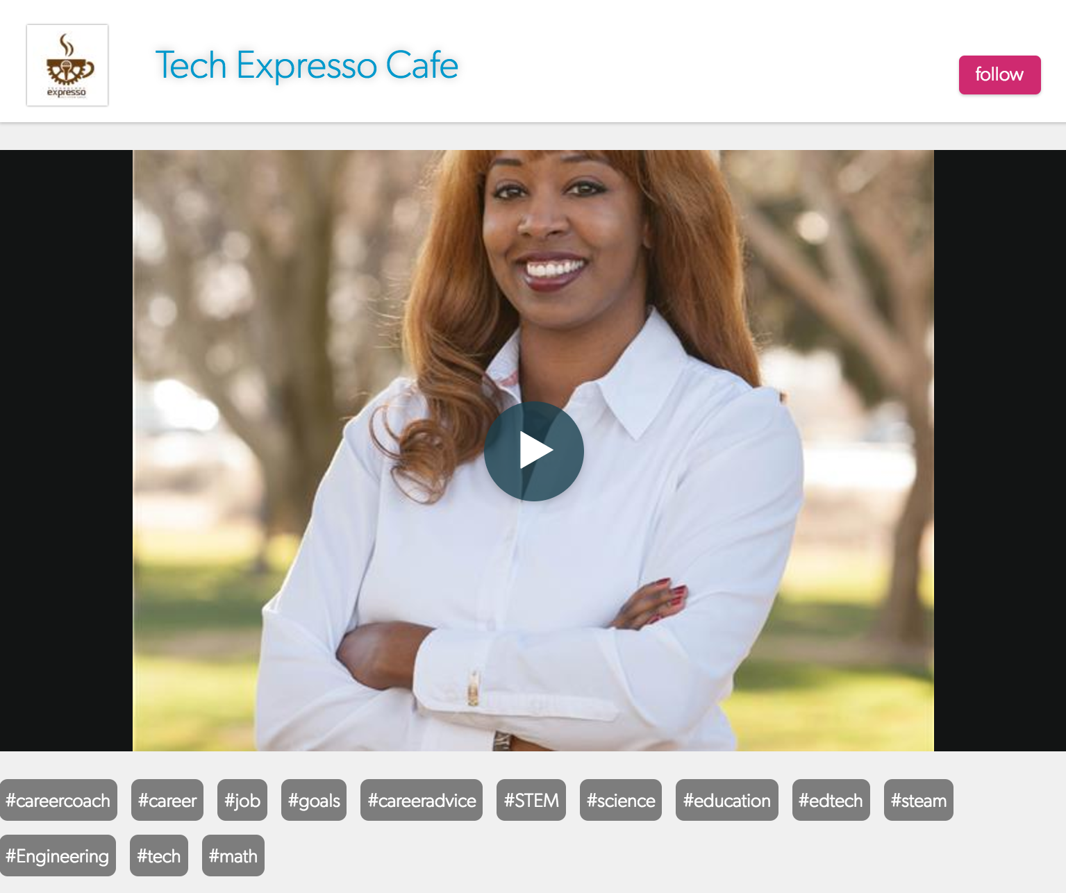 Move Up Quickly Even If You're New to the Job: LIVE Technology Expresso Podcast Interview