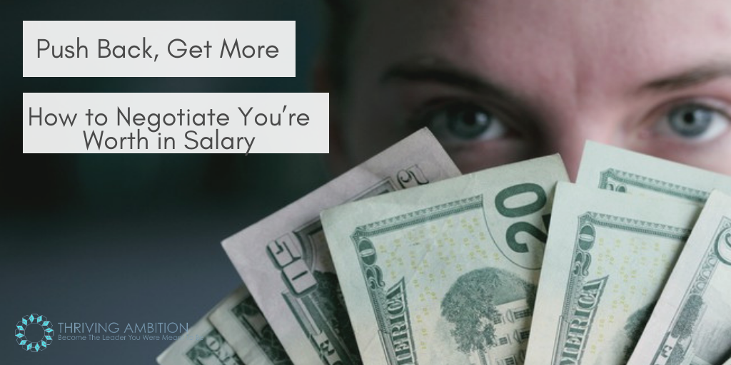 Push Back, Get More: How to Negotiate Your Job Offer
